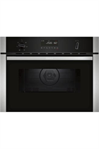 NEFF N50 C1AMG84N0B Stainless Steel Built-In Combination Oven