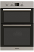 Hotpoint Class 2 DD2540IX Stainless Steel Built-In Electric Double Oven