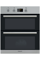 Hotpoint Class 2 DU2540IX Stainless Steel Built-Under Electric Double Oven