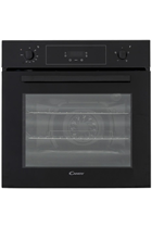 Candy FCP405N Black Built-In Electric Single Oven