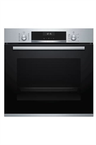Bosch Serie 6 HBA5570S0B Stainless Steel Built-In Electric Single Oven