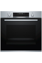 Bosch Serie 6 HBG5585S0B Stainless Steel Built-In Electric Single Oven