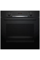 Bosch Serie 4 HBS534BB0B Black Built-In Electric Single Oven