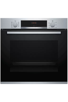 Bosch Serie 4 HBS534BS0B Stainless Steel Built-In Electric Single Oven