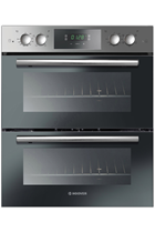 Hoover HDO8442X Stainless Steel Built-Under Electric Double Oven