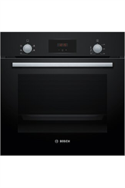 Bosch Serie 2 HHF113BA0B Black Built-In Electric Single Oven