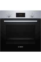 Bosch Serie 2 HHF113BR0B Stainless Steel Built-In Electric Single Oven