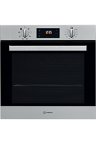 Indesit IFW6340IXUK Stainless Steel Built-in Electric Single Oven