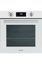 Indesit Aria IFW6340WHUK White Built-In Electric Single Oven