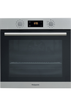Hotpoint Class 2 SA2840PIX Stainless Steel Built-In Pyrolytic Electric Single Oven