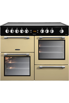 Leisure Cookmaster CK100C210C 100cm Cream Electric Range Cooker with Ceramic Hob