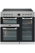 Leisure Cuisinemaster CS90C530X 90cm Stainless Steel Electric Range Cooker with Ceramic Hob