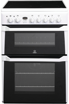 Indesit Advance ID60C2WS 60cm White Double Oven Electric Cooker