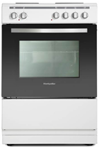 Montpellier MSE60W 60cm Single Cavity Electric Cooker