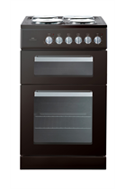 New World NWET50B Black Electric Cooker