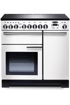 Rangemaster PDL90EIWH/C Professional Deluxe 90cm with Induction Hob