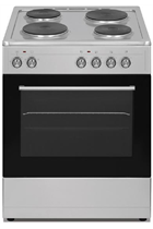 Simfer SCO60EX 60cm Stainless Steel Single Oven Electric Cooker
