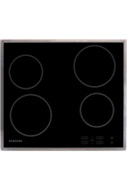 Samsung C61R1AAMST Ceramic Hob with Touch Controls
