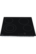 Belling CH602T 60cm Black Built-In Ceramic Hob