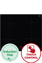 NEFF N30 T36FB41X0G 60cm Black Plug & Play Induction Hob