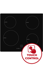 Culina UBINDECO60LC 60cm Black Built-in Induction Hob