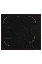 ZANUSSI 60CM TOUCH CONTROLS CERAMIC HOB