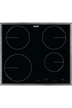 Zanussi ZIT6460XB 57cm Black Built-In Electric Induction Hob