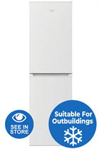 Beko CCFM3582W 55cm White 50/50 Frost Free Fridge Freezer