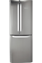 Hotpoint Day1 FFU3DX 70cm Stainless Steel 60/40 Frost Free Fridge Freezer