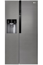 LG GSL360ICEV Side-By-Side Fridge Freezer
