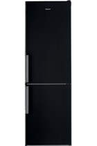 Hotpoint Day1 H5T811IKH1 60cm Black 60/40 Frost Free Fridge Freezer