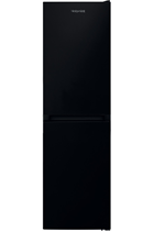 Hotpoint Aquarius HBNF55181B 55cm Black 50/50 Frost Free Fridge Freezer