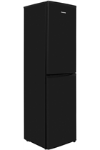 Hoover HFF195XK 50/50 Black Fridge Freezer