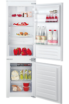 Hotpoint Aquarius HMCB7030AA Integrated 54cm White 70/30 Fridge Freezer