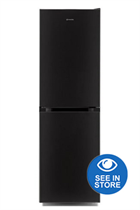 Hoover HMCL5172BIN 55cm Black 50/50 Fridge Freezer