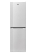 Hoover HMCL5172WKN 55cm White 50/50 Low Frost Fridge Freezer