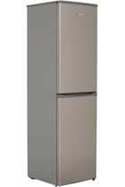 Hoover HVBF195XK 55cm Stainless Steel 50/50 Frost Free Fridge Freezer
