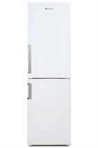 Hoover HVBF5172WHK 55cm White 50/50 Frost Free Fridge Freezer