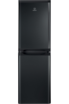 Indesit IBD5517BUK1 55cm Black 50/50 Fridge Freezer