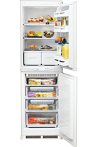 Indesit INC325FF Integrated 54cm White 50/50 Frost Free Fridge Freezer