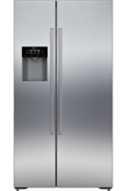 NEFF N70 KA3923I20G 541L Stainless Steel American Fridge Freezer