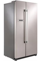 NEFF N50 KA7902I20G 573L Stainless Steel American Fridge Freezer