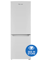 Fridgemaster MC50165 50cm White 60/40 Fridge Freezer