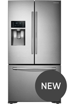 Samsung RF23HTEDBSR 530L Stainless Steel American Style Fridge Freezer