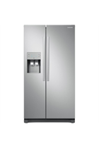 Samsung RS50N3513SL Stainless Steel American Fridge Freezer