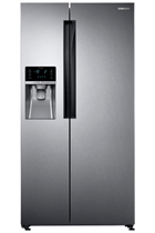 Samsung RS58K6387SL Silver American Fridge Freezer