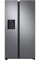 Samsung RS68N8220S9 617L Silver American Style Fridge Freezer