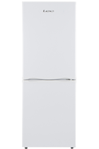 Lec TF55153W Tall Fridge Freezer