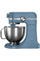 AEG UltraMix KM5560-U Sterling Blue 4.8L Stand Mixer