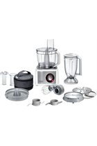 Bosch MultiTalent 8 MC812S734G 1.5L White Food Processor